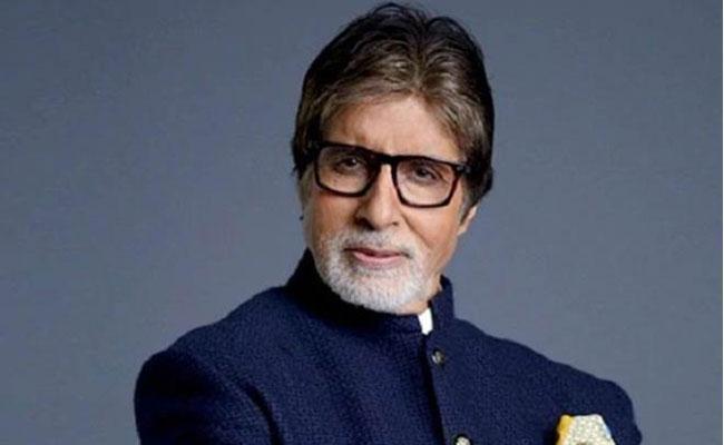 Amitabh Bachchan shares Abhishek And Shweta Childhood Pic Twinning In Nightsuits - Sakshi