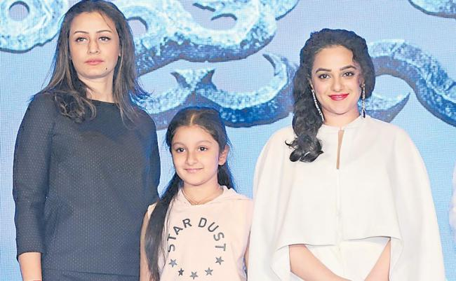Frozen 2 press meet with Nithya Menon, Namrata Shirodkar - Sakshi