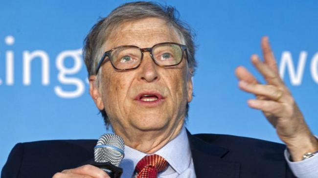 Bill Gates Says India Has Potential For Very Rapid Economic Growth - Sakshi