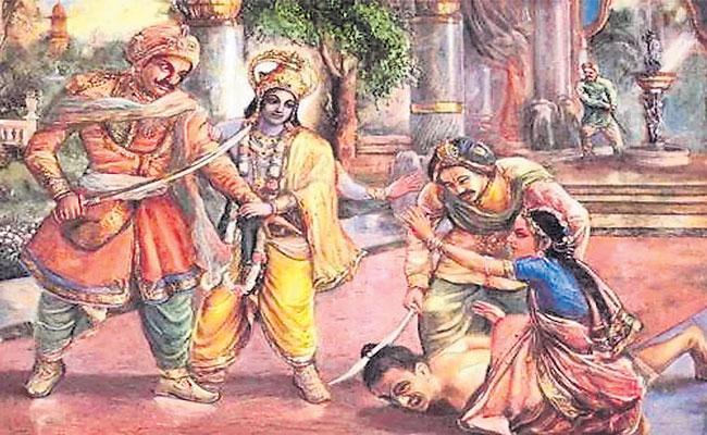 Storys on Chaganti Koteshwara Rao Pravechanalu - Sakshi