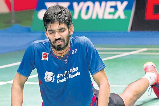 Kidambi Srikanth Loses In Semifinals Of Hong Kong Open  - Sakshi