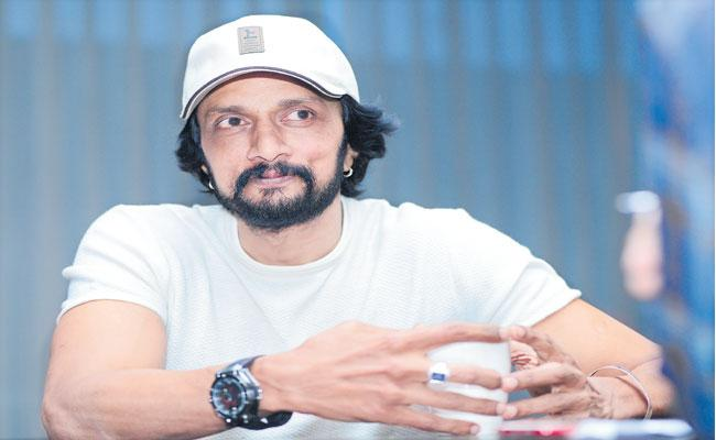 Sudeep Special Interview With Sakshi