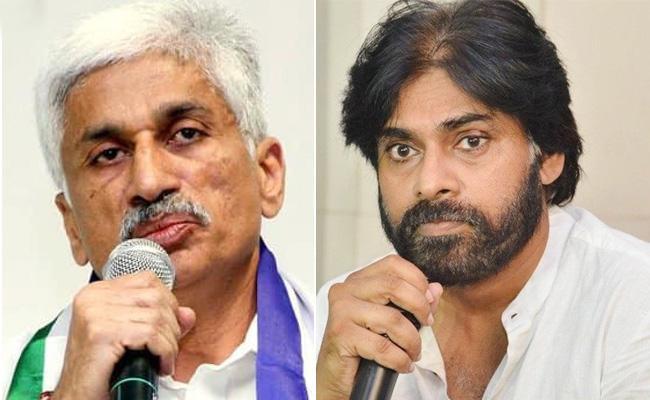 YSRCP MP VijaySai Reddy Criticises Pawan Kalyan - Sakshi