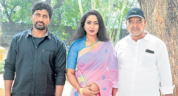 Amma Deevena Movie First Look Launch - Sakshi