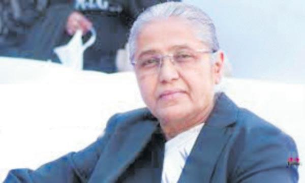 Justice R. Banumathi- SC Collegium Gets A Woman Member - Sakshi