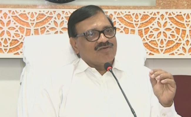 YSRCP MLC Iqbal Takes on Pawan Kalyan - Sakshi