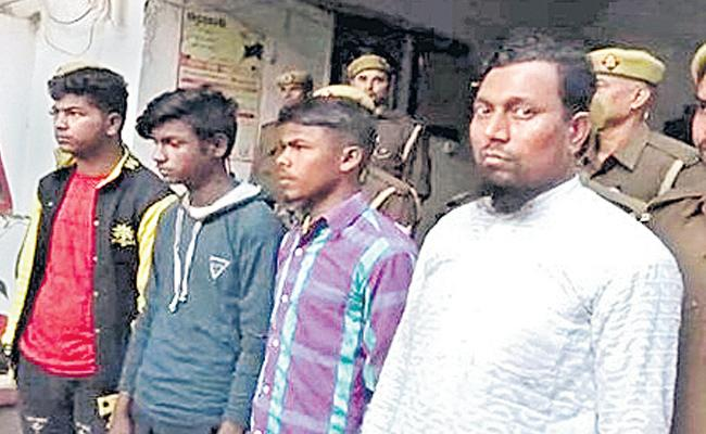 City Doctor Involved In UP Mosque Blast Case - Sakshi