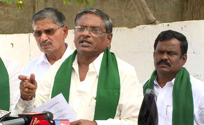 MVS Nagi Reddy Said 43 Lakh Farmers Have Been Helped By YSR Rythu Bharosa Scheme - Sakshi