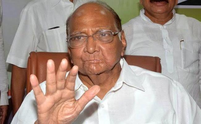 Shiv Sena Must Choose Their Path Says Sharad Pawar - Sakshi