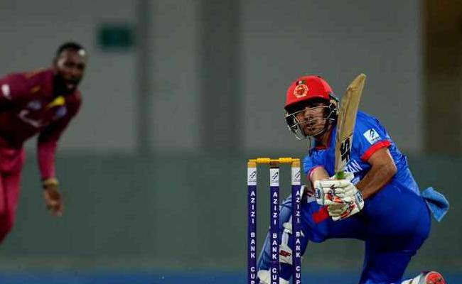 Afghanistan Won The T20 Series Against West Indies - Sakshi