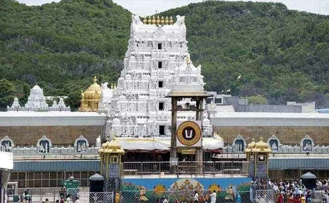 Tirupati Laddos In Paper Boxes Instead Of Plastic Covers - Sakshi