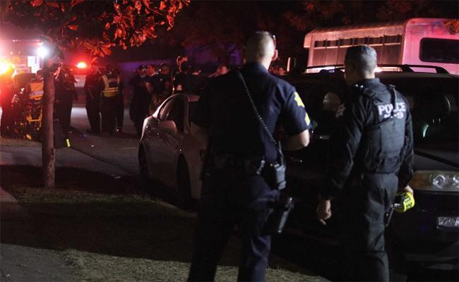 Several People injured As Gunmen Open Fire in California - Sakshi