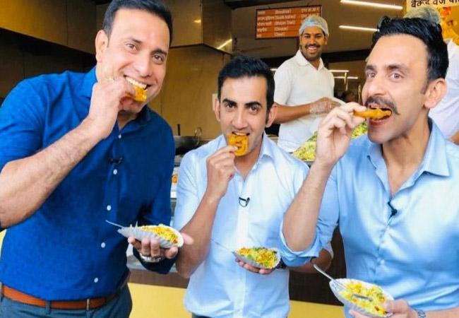 Gautam Gambhir Says If He Eating Jalebi Cause Delhi Pollution Quit Jalebis - Sakshi