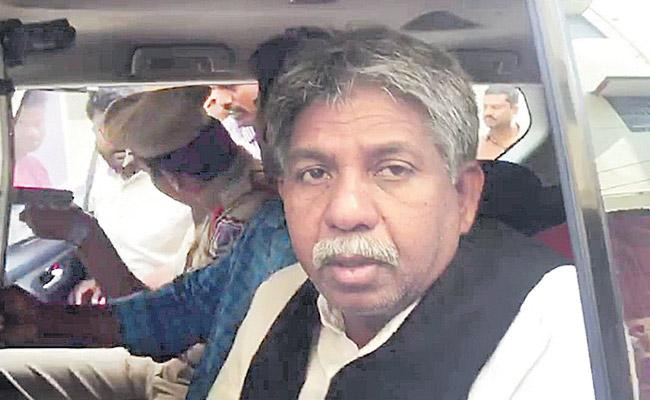 TSRTC Strike : Police Foil MRPS Maha Deeksha - Sakshi