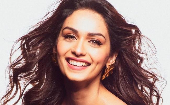 Manushi Chillar Said First Shot For Prithviraj On Same Day I Won Miss World - Sakshi