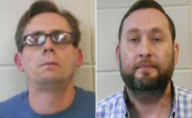 US police Held Two Arkansas Chemistry Professors Over Making Meth At University - Sakshi