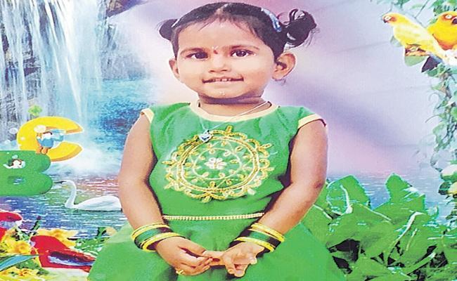 Uncle killed a six years old baby in Vijayawada - Sakshi