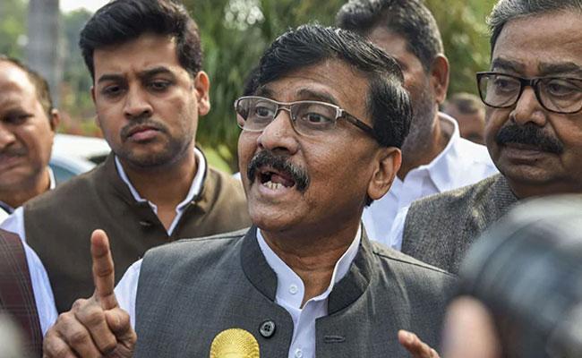 Sanjay Raut Says Will Meet PM Modi Under Pawars Leadership - Sakshi
