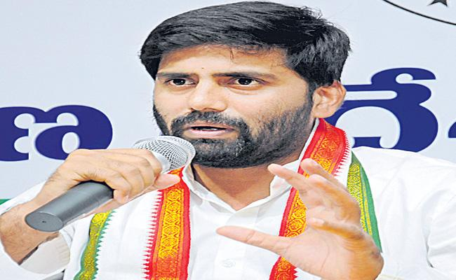 Youth Congress Supports The RTC Strike By Doing Rallies - Sakshi