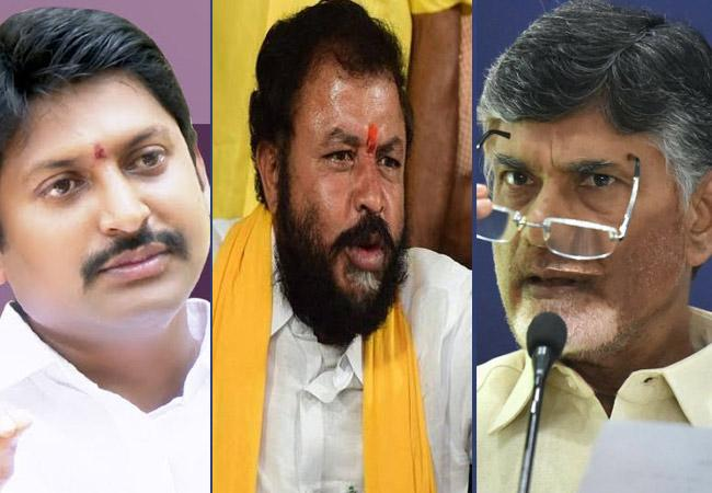 Chintamaneni Prabhakar is Political Inspiration, says Chandrababu - Sakshi