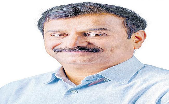 Survey On Chit Fund Companies Says MP Prabhakar Reddy - Sakshi