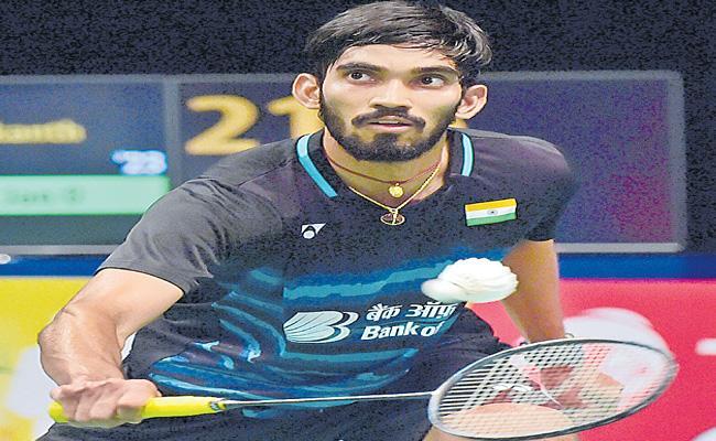 Srikanth Will Play In Korea Masters Tournament - Sakshi