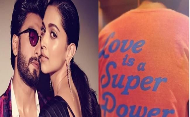 Deepika Padukone Shares A Picture Of Husband Calls Super Drug - Sakshi