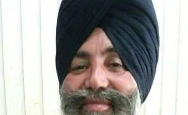 Akali Dal Leader Dalbir Singh Shot Dead, leg Chopped Off - Sakshi