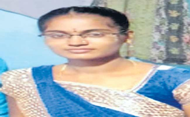 Wife Hanged Herself After Husband Illness - Sakshi