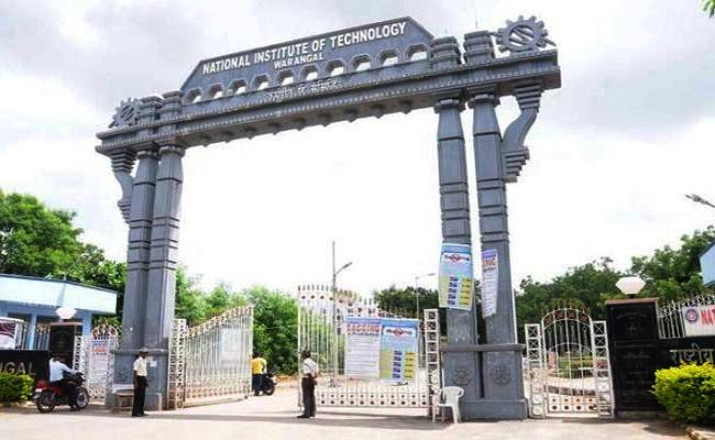 Students Caught With Ganja In Warangal NIT Campus - Sakshi