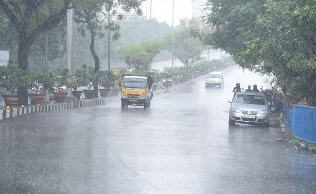 Rain Forecast For Telangana - Sakshi