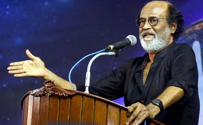 Any One Can CM Says Rajinikanth About Tamilnadu Politics - Sakshi