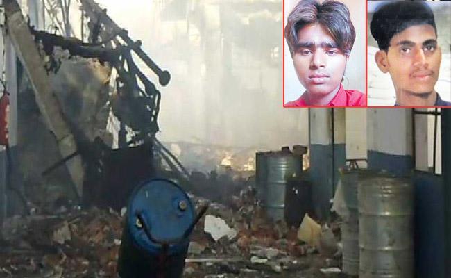 Two Killed In Reactor Explosion At Qutubullapur - Sakshi