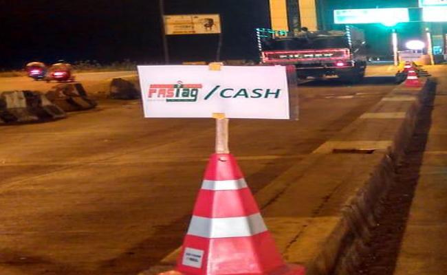 Toll Gate Fee Pay In Online At Prakasam - Sakshi