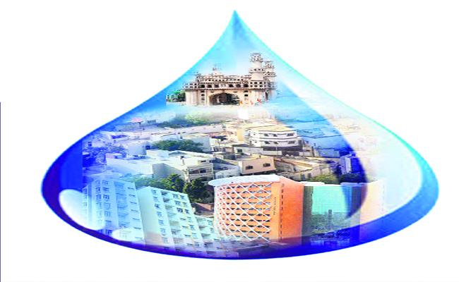 BIS Give Second Place To Hyderabad Maintain Water Over Pureness - Sakshi
