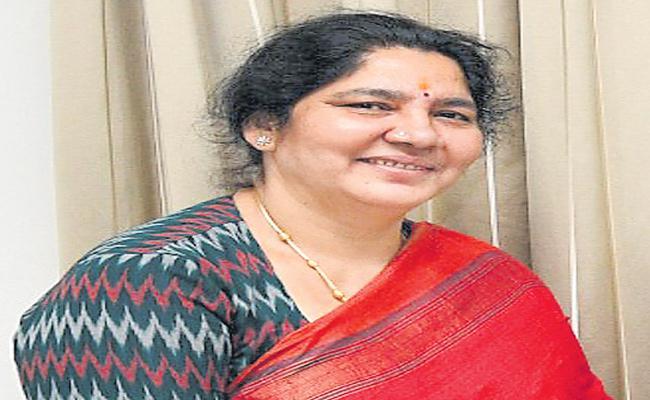 Satyavathi Rathod Speech About State Child Rights Protection Commission - Sakshi
