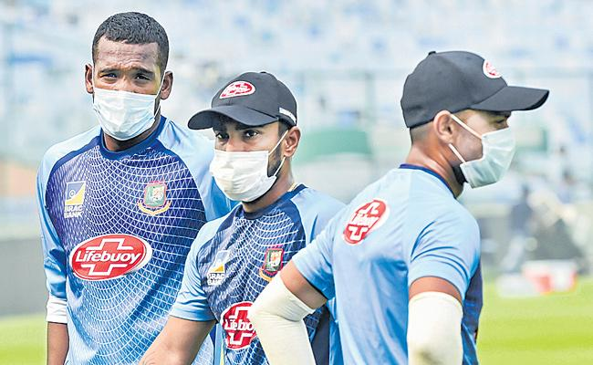 India Cricket Team Fit To Play T20 Against Bangladesh - Sakshi