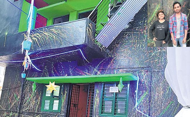 Peoples Choice Cafe Opens At Sainikpuri In Hyderabad - Sakshi
