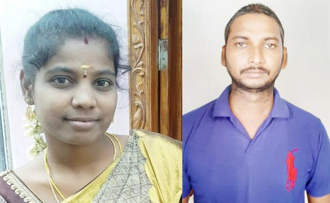 Wife Brutally Murdered By His Husband - Sakshi