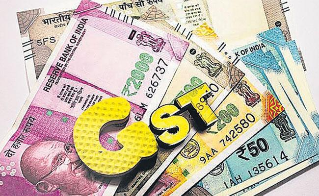 GST Collections Fell 5.29 percent In October - Sakshi