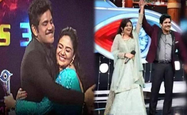 Bigg Boss 3 Telugu: Srimukhi Brother Respond On Fake Photo - Sakshi