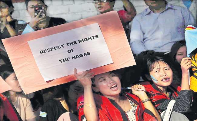 Shekhar Gupta Guest Column On Rights Of The Nagaland People - Sakshi