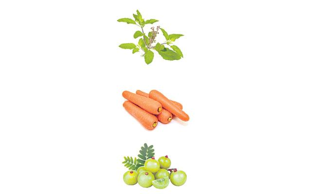 Vitamins Dont Waste If You Cut Vegetables Into Large Pieces - Sakshi
