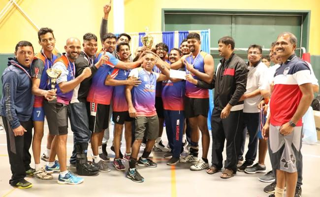 KLAP Conducted Tournament In Maryland  - Sakshi
