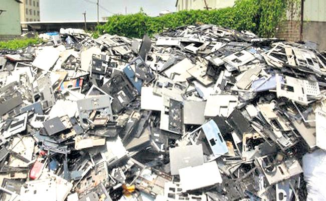 GHMC Focus on Waste Collecting in Hyderabad - Sakshi