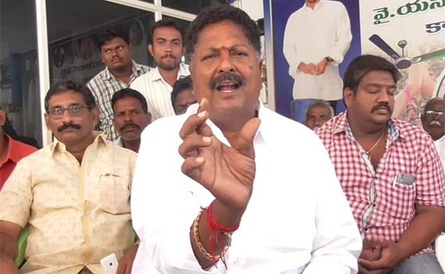 YSRCP MLA Karumuri Nageswara Rao Slams On Chandrababu Naidu And Pawan Kalyan - Sakshi