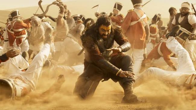 Sye Raa Narasimha Reddy Available To Watch Online - Sakshi