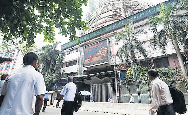 Sensex Gains 186 Points; Nifty Stops At 11,940 - Sakshi