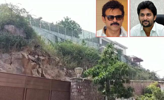 Tollywood Under Income Tax Scanner: Surprise Raids on - Sakshi