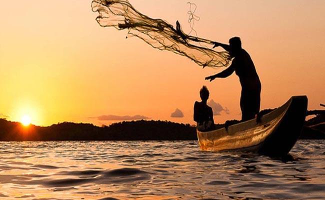 World Fishermen Day Special Story In Krishna - Sakshi